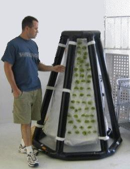 Aeroponic Inflatable 2007 Aquaponics And Tilapia